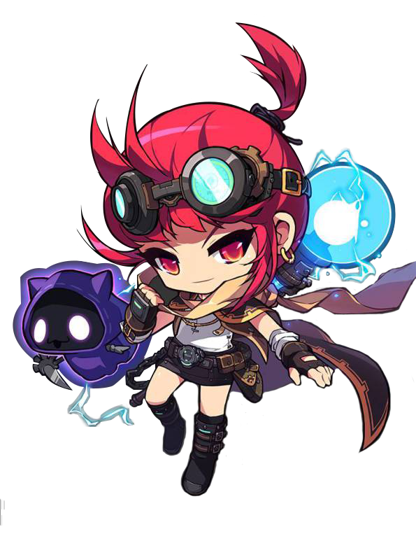 A Collection of Official MapleStory Artwork Maplestory