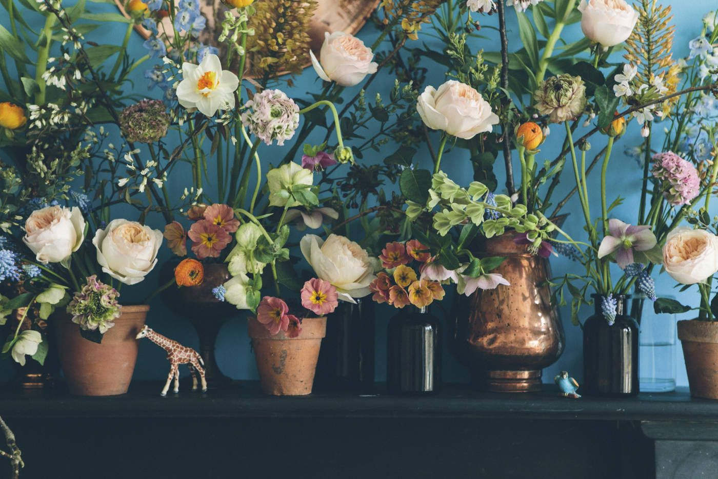 Florist Friday: Anna Potter of Swallows and Damsons   Gardens ...