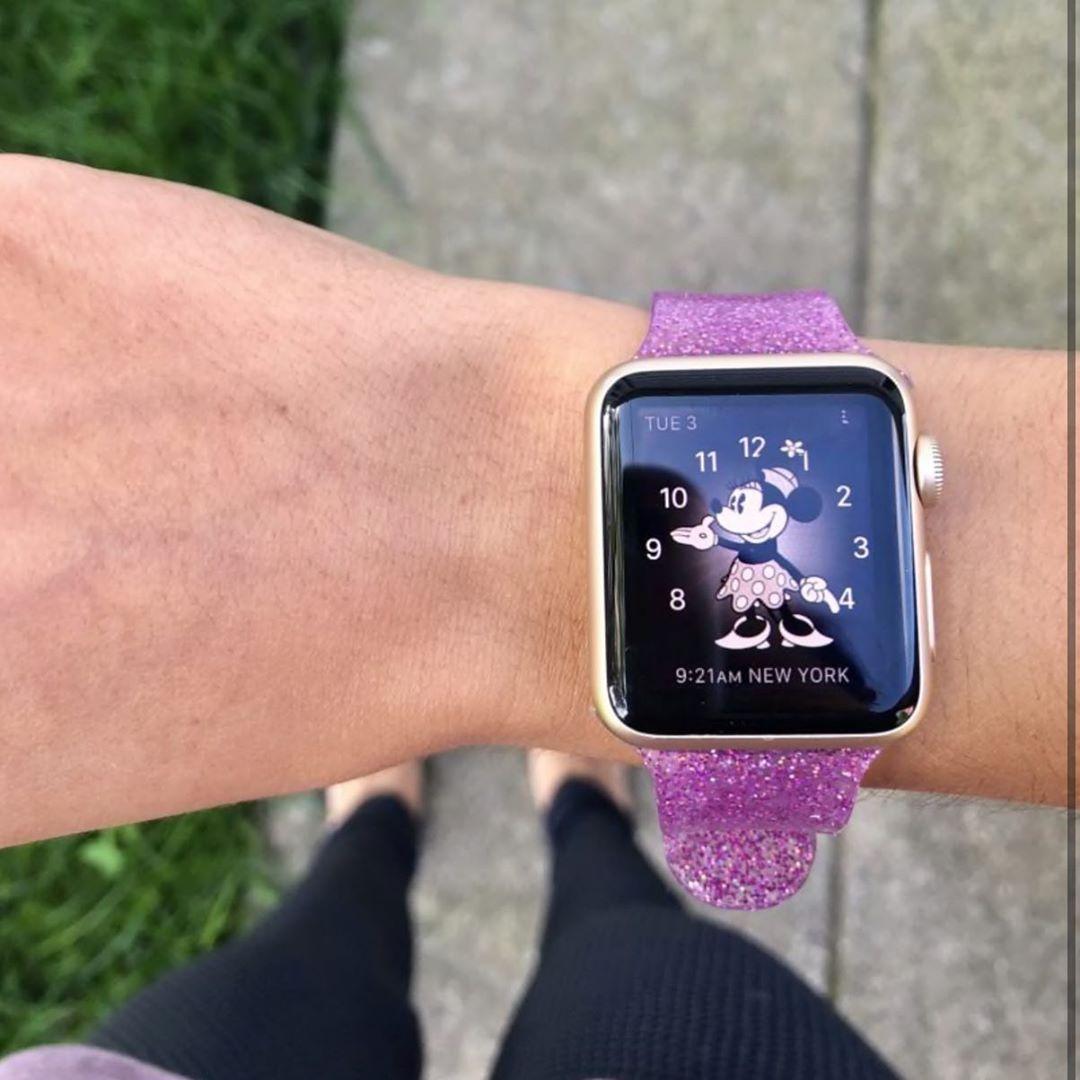 Apple Watch Band 42mm Glitter