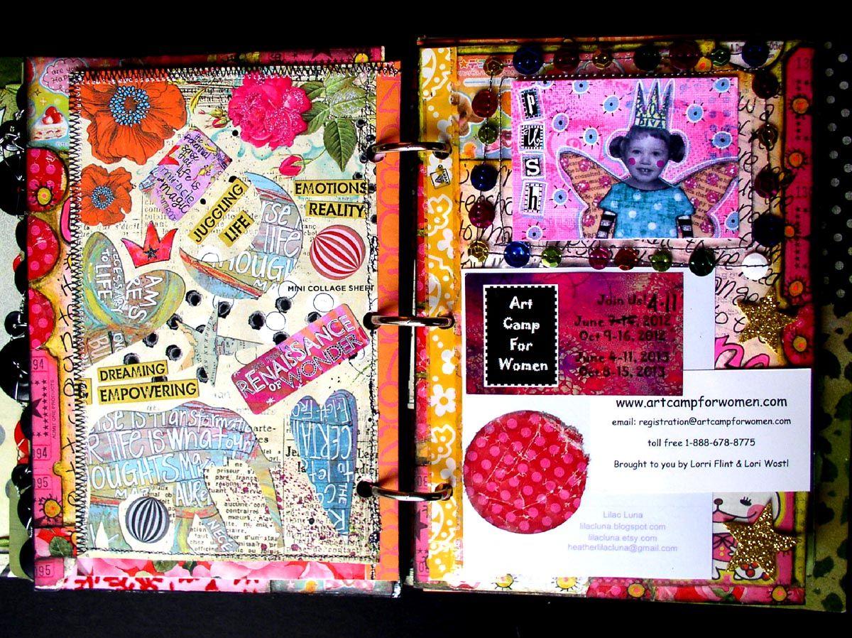 Ingrid Dijkers: JournalFest 2011 - Journal continued