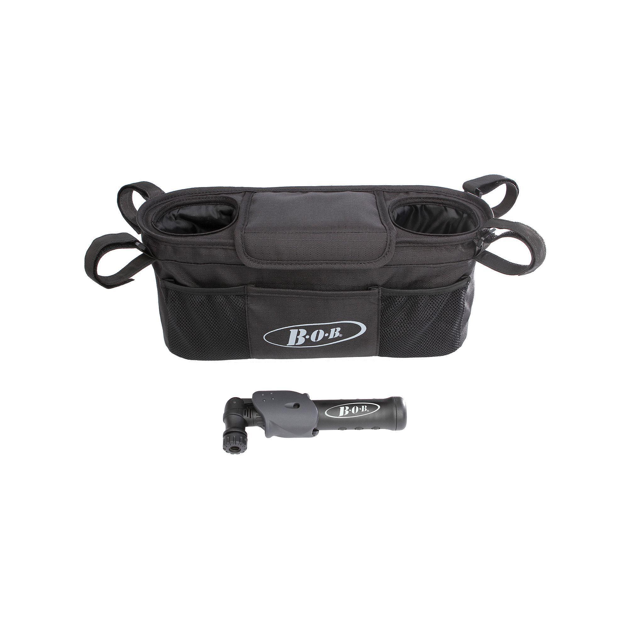 BOB Handlebar Console & Tire Pump Set Bob stroller