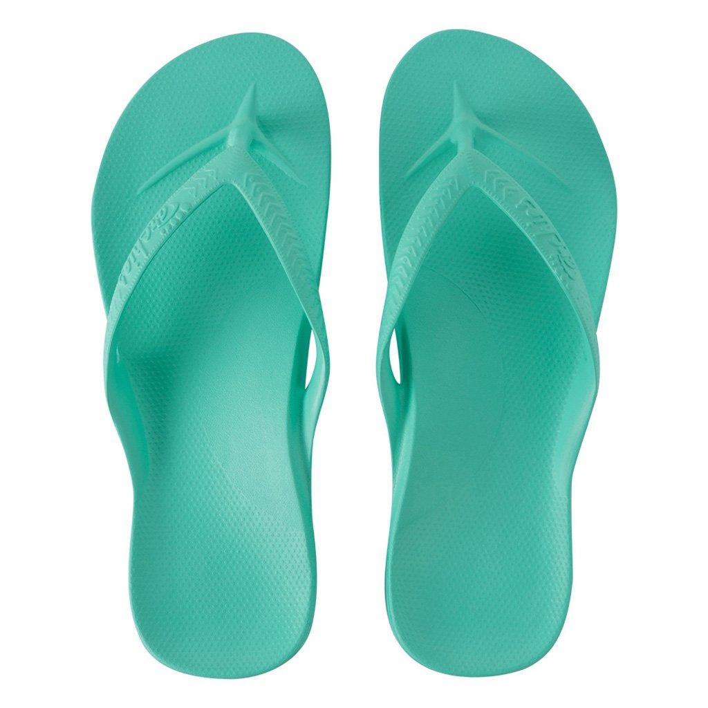 Mint Arch Support Flip Flops Arch support shoes, Flip