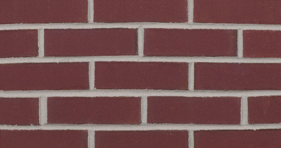 Crafton is a purple extruded facebrick from the York Plant #brick #glengery #purplebrick