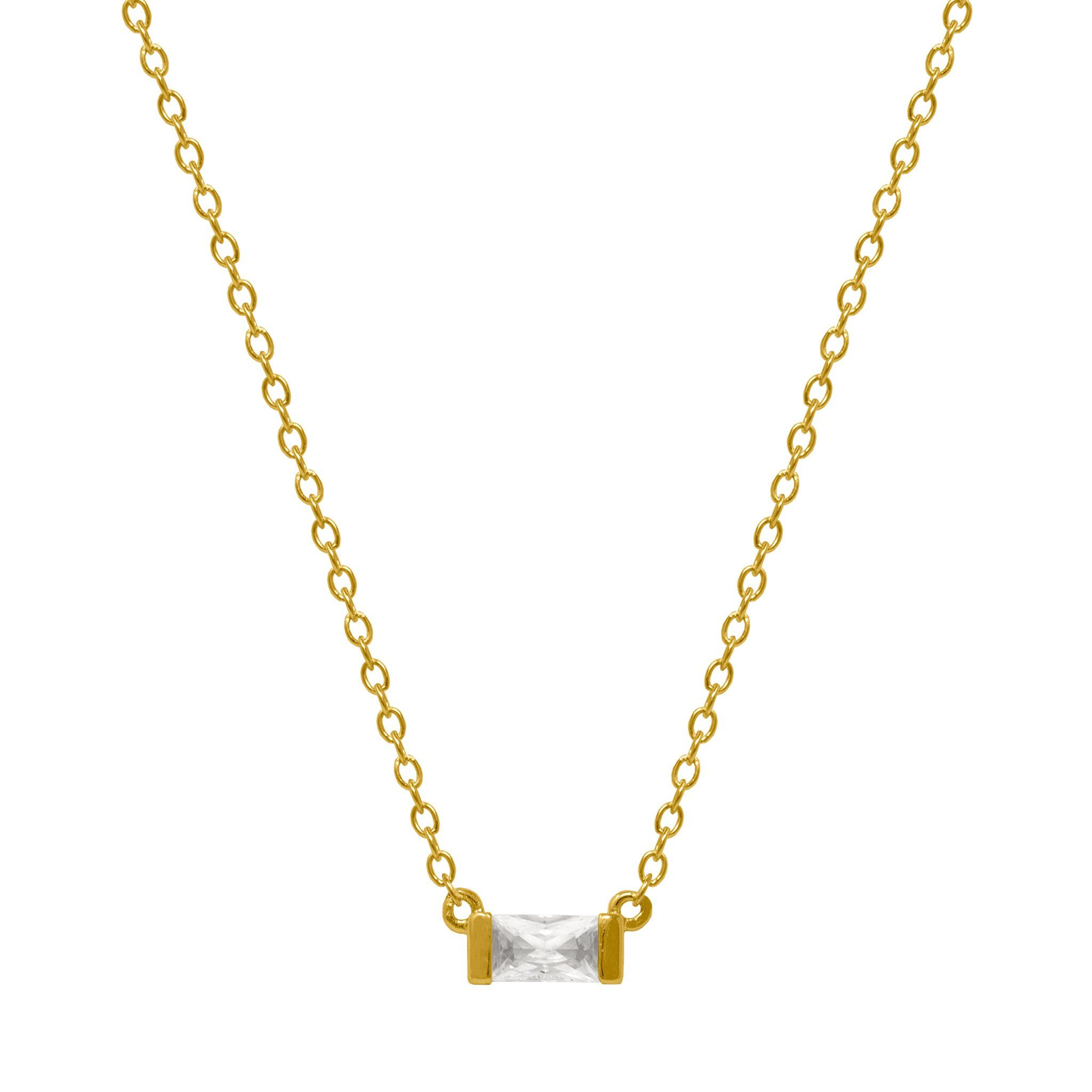 Photo of Joanna dainty pendant necklace