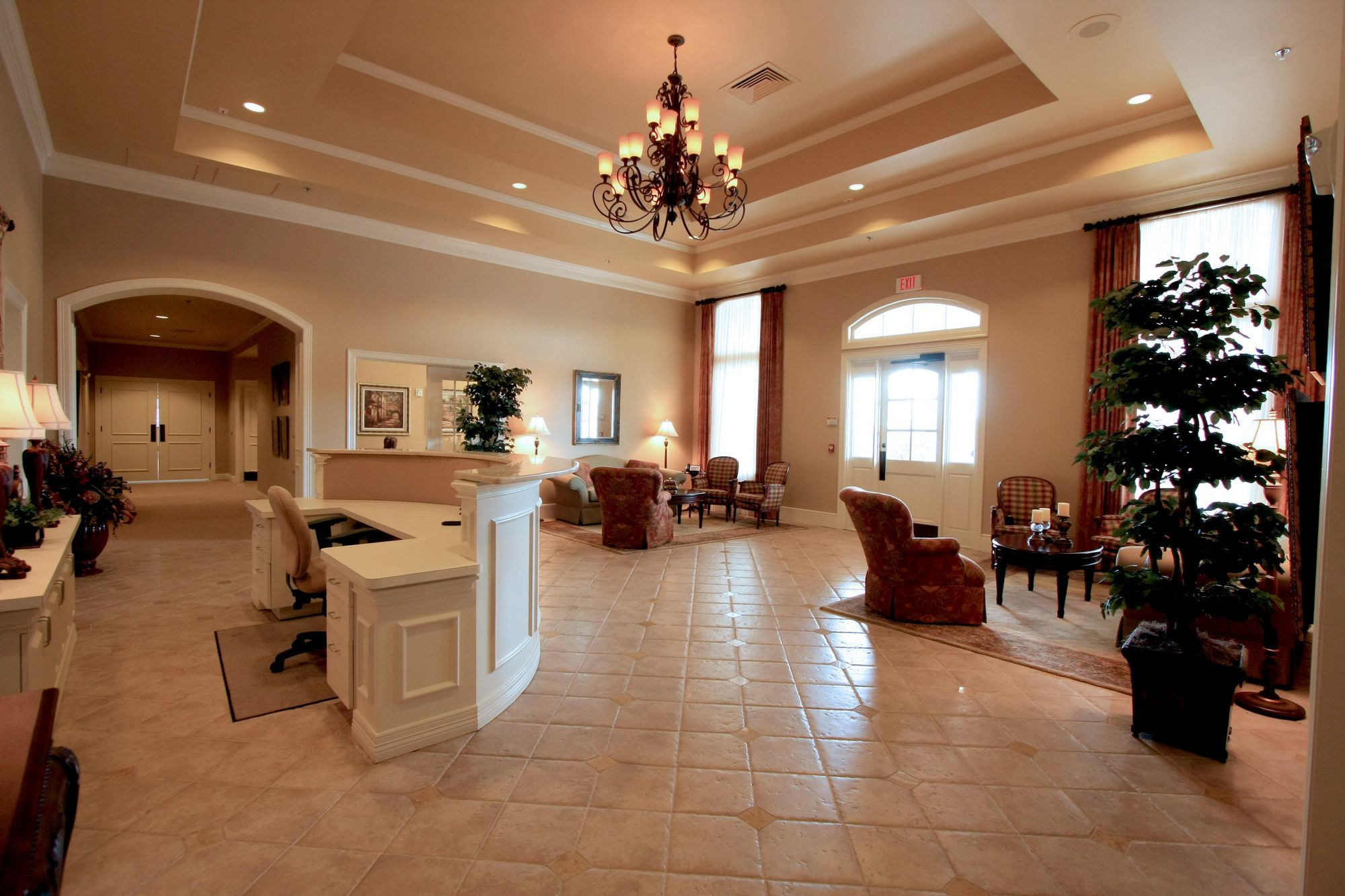 Funeral Home Interior Colors Interior Decor Which Fit With The French Country Architecture House Design Interior House Colors Home