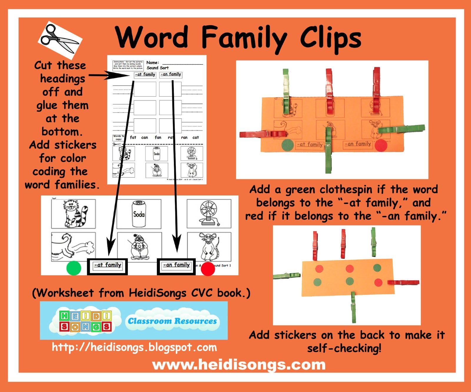 Heidisongs Resource Common Core Literacy Centers How To