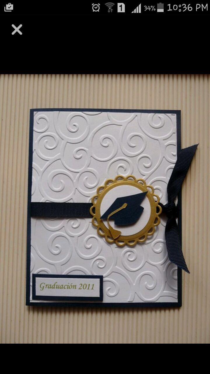 Pin de lidia en Escuela grad   Pinterest   Graduación, Tarjetas y ...