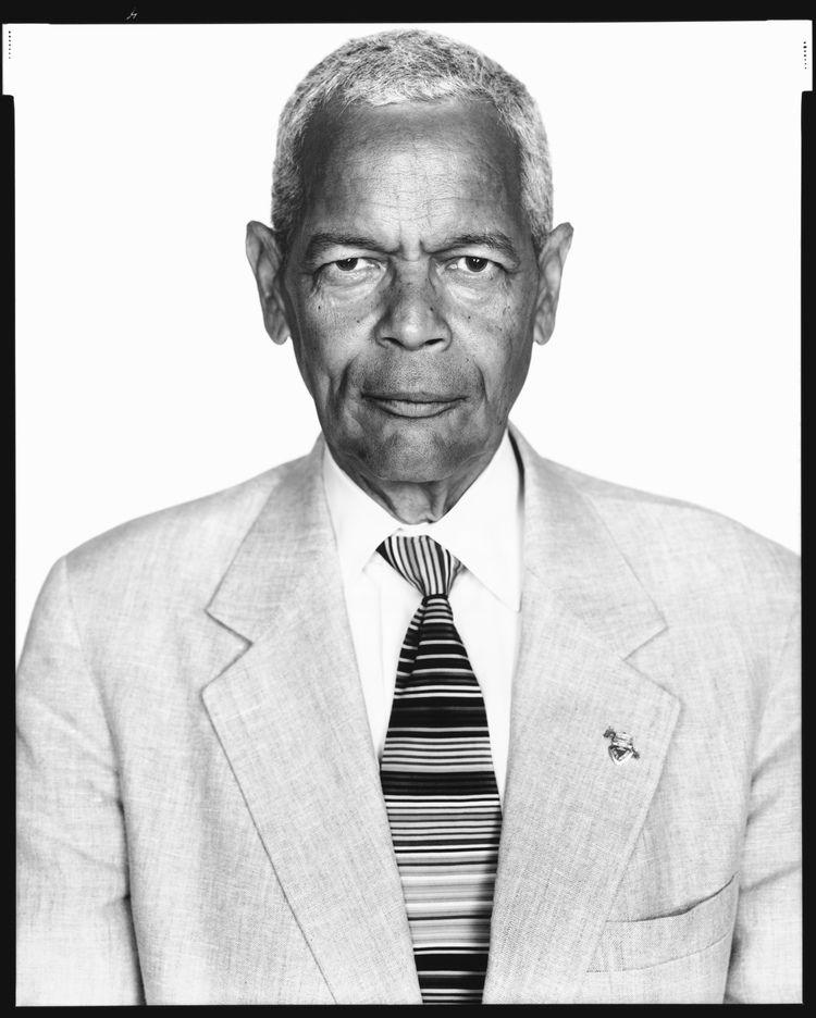Julian Bond, chairman of the board, NAACP, Washington, D.C