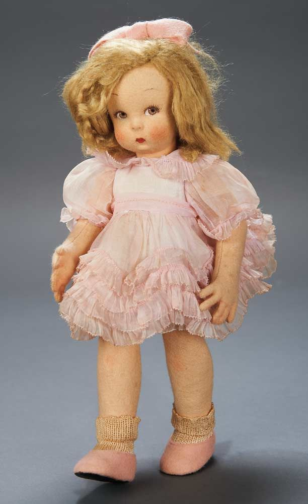 Lenci - Theriault's Antique Doll Auctions