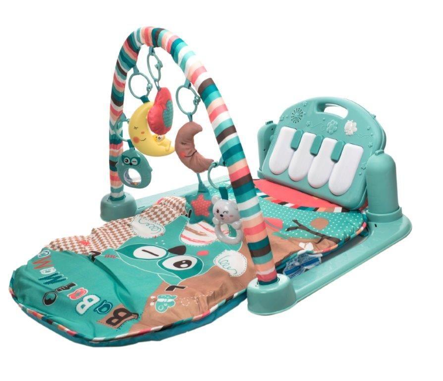Mata Edukacyjna Dla Dzieci Pianinko 4w1 7202401289 Oficjalne Archiwum Allegro Baby Car Seats Toys For Boys Baby Car