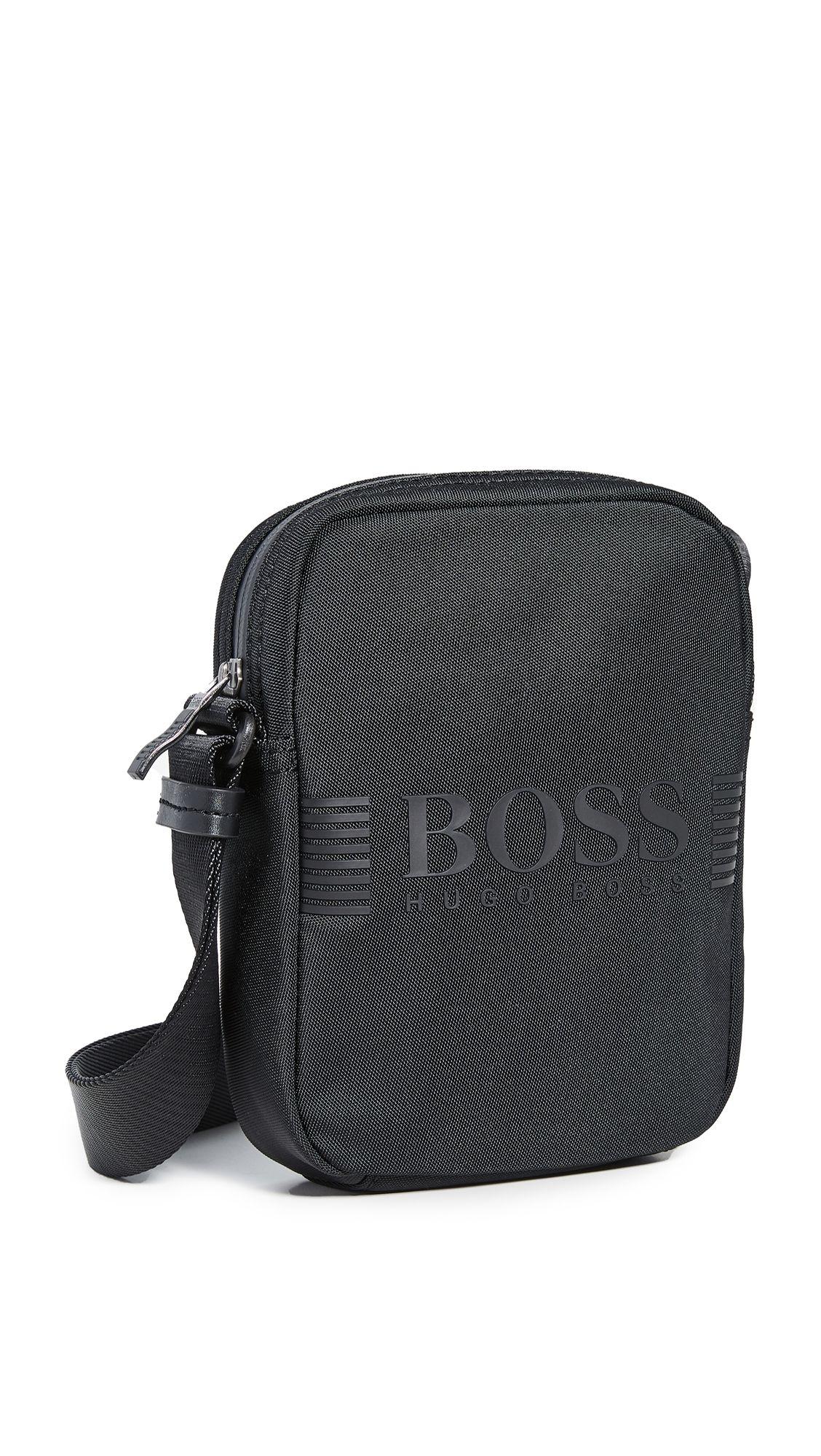 0ea0e08619 BOSS HUGO BOSS PIXEL NYLON SMALL CROSSBODY BAG. #bosshugoboss #bags #shoulder  bags