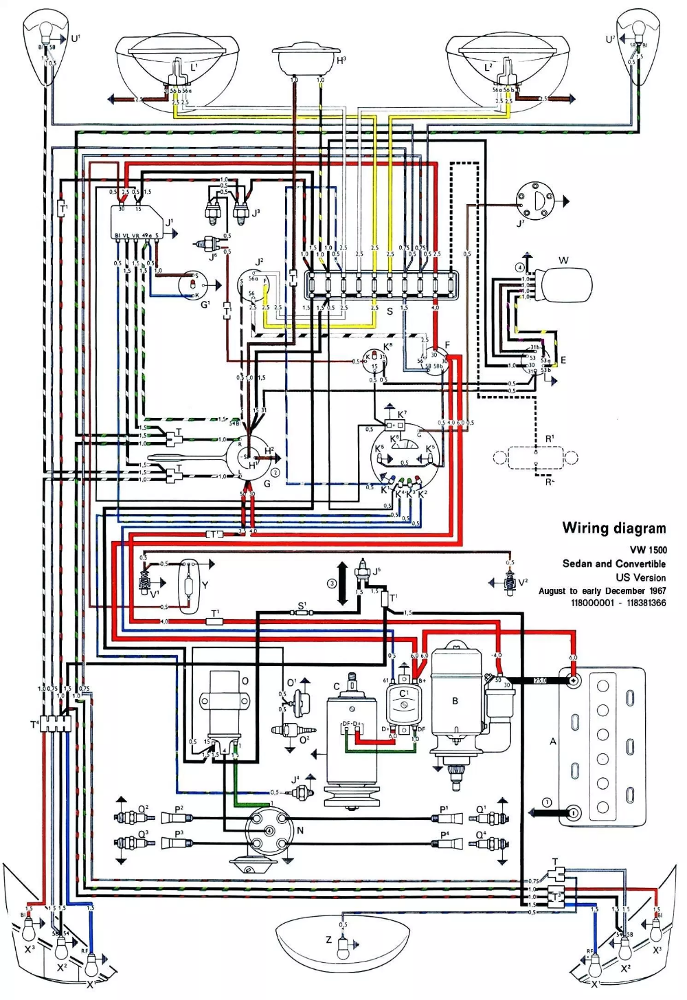 Vw Bus Ignition Wiring Diagram - wiring diagram switches-rule -  switches-rule.ristorantegorgodelpo.it | Bus Electrical Wiring Diagrams |  | Ristorante Gorgo del Po