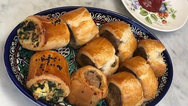John Torode's lockdown sausage rolls in 2020 | Sausage ...