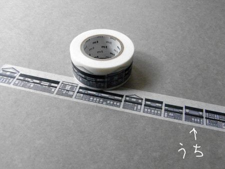 mt 倉敷町屋テープ(倉敷市内限定販売)