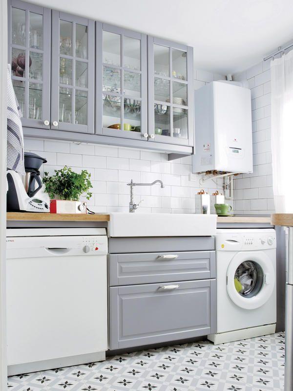 IkeaSuelos 10Pocos Metros Una ¡de Restauración Cocina dtCQrosxhB