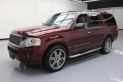 2012 Ford Expedition King Ranch Sport Utility 4 Door 2012 Ford
