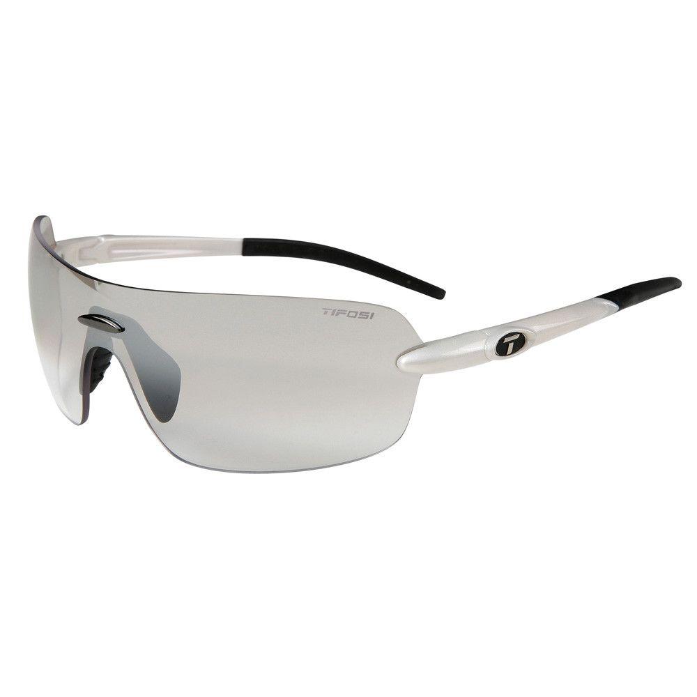 Cycling Sport Glasses Tifosi VOGEL 2 Pearl White Single Lens Sunglasses