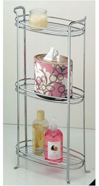 Merveilleux Floor Standing Shower Caddy   3