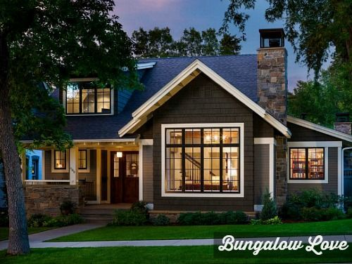 Photo of A New Bungalow Built to Blend Into an Old Neighborhood