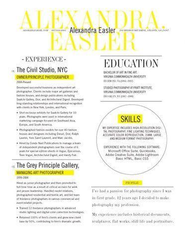 see a resume Resume Pinterest Tutorials