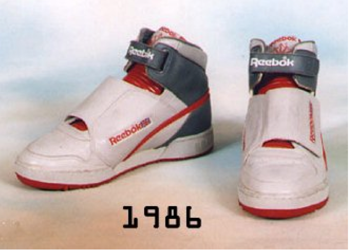 7c3de5cd53b411 Reebok Alien Fighter Shoes (Alien Stompers) 1986   DeFY. New York ...