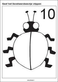 Afbeeldingsresultaat Voor Lieveheersbeestje Zonder Stippen