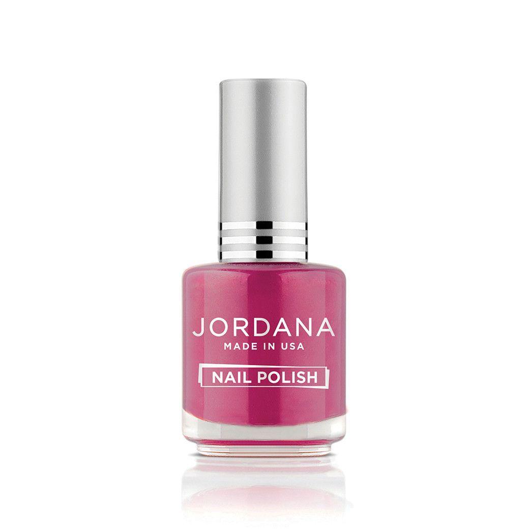 Jordana Nail Polish Burgundy   Products   Pinterest   Products