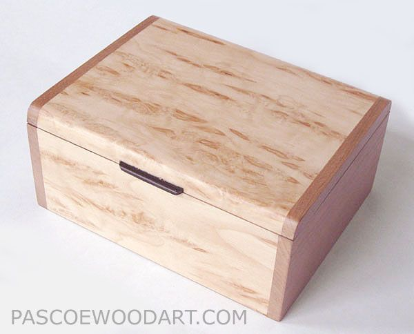Decorative Keepsake Box Stunning Decorative Wood Keepsake Box  Handmade Box Made Of Karelian Birch Review