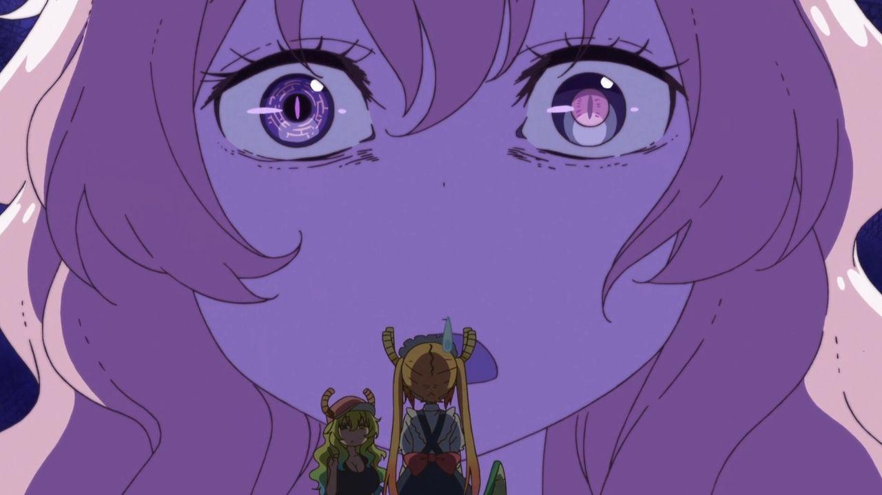 Lucoa Y Tohru 90s Anime Anime I Love Anime