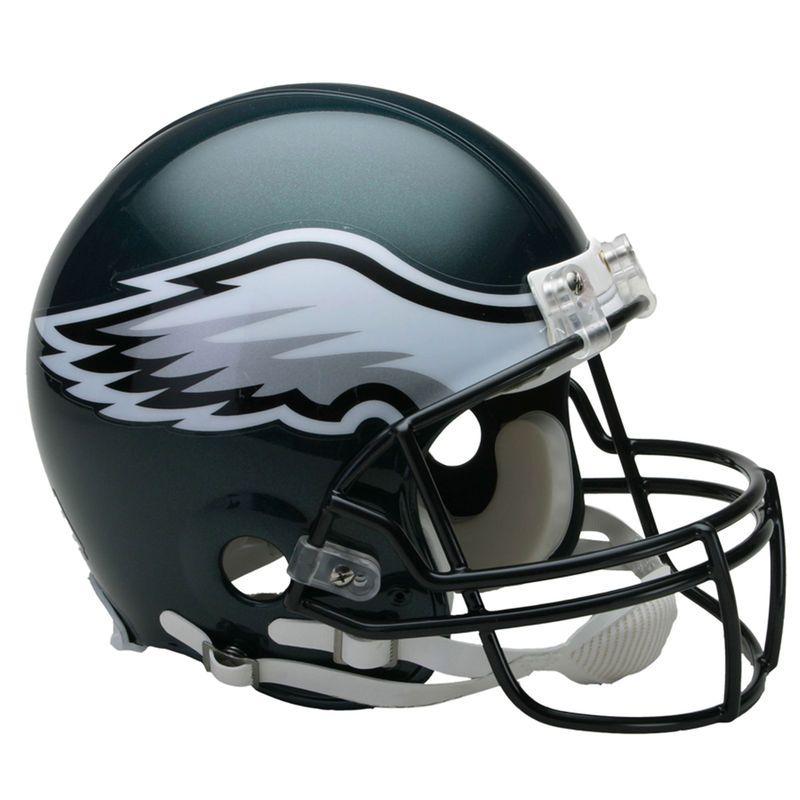 timeless design bcea3 6e293 Riddell Philadelphia Eagles VSR4 Full-Size Authentic ...