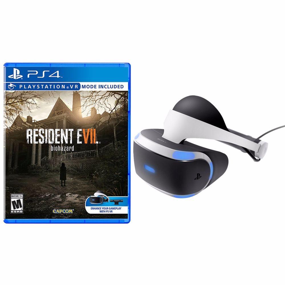 Ps4 Playstation Vr Standalone Resident Evil 7 Biohazard