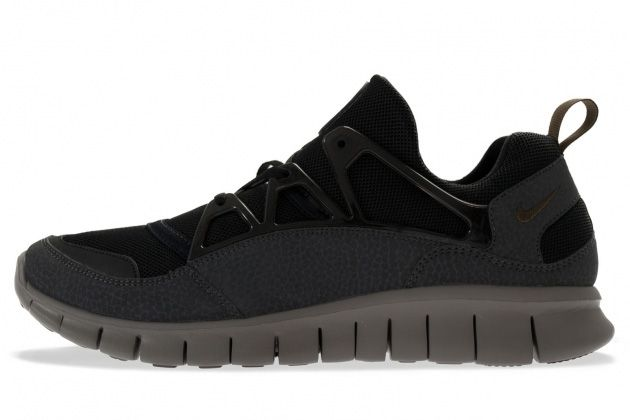 on sale best service well known Nike Free Huarache Light Spring 2013 - Wolf Grey & Black | + ...