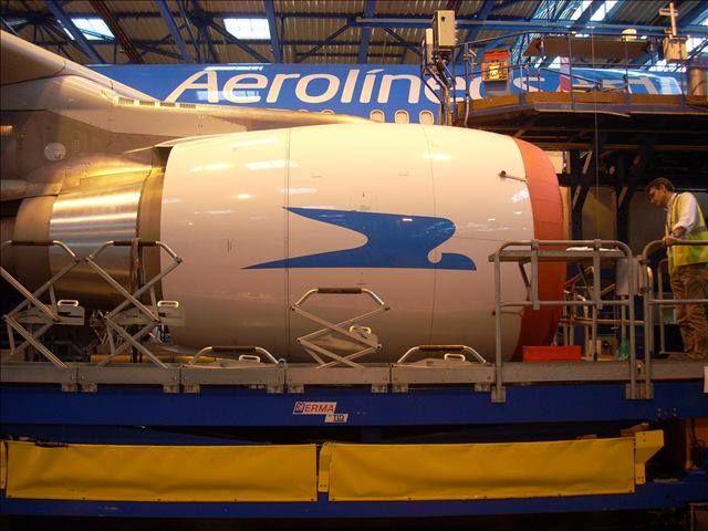 ¿Cuántos años tenías vos la última vez que Aerolíneas adquirió un avión de fuselaje ancho nuevo directamente del fabricante? Yo tenía 13 - http://2ba.by/1q6xm