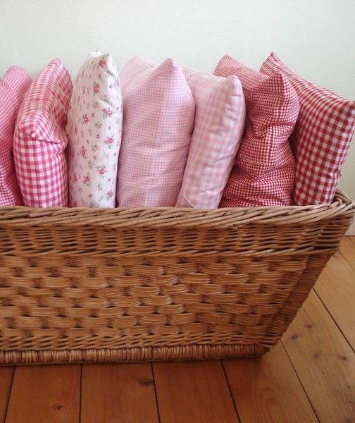 bettw sche set rosa kariert love it pinterest bettw sche set bettbezug und kissenbez ge. Black Bedroom Furniture Sets. Home Design Ideas