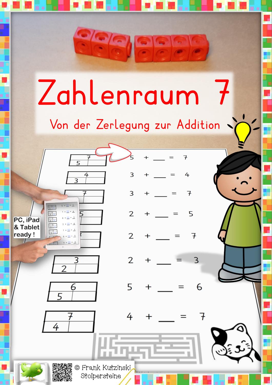 Von der Zahlzerlegung bis 20 zur Addition – Unterrichtsmaterial im ...
