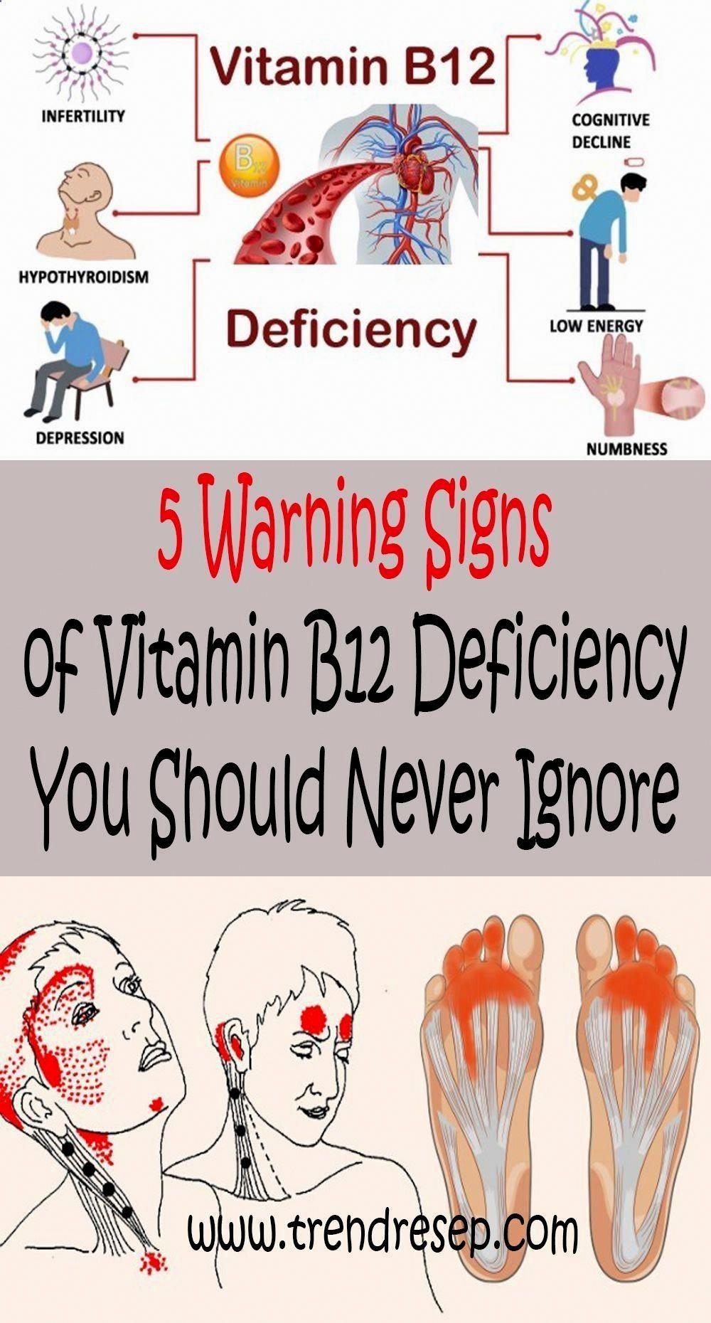 5 symptoms of vitamin b deficiency in 2020 vitamin b12