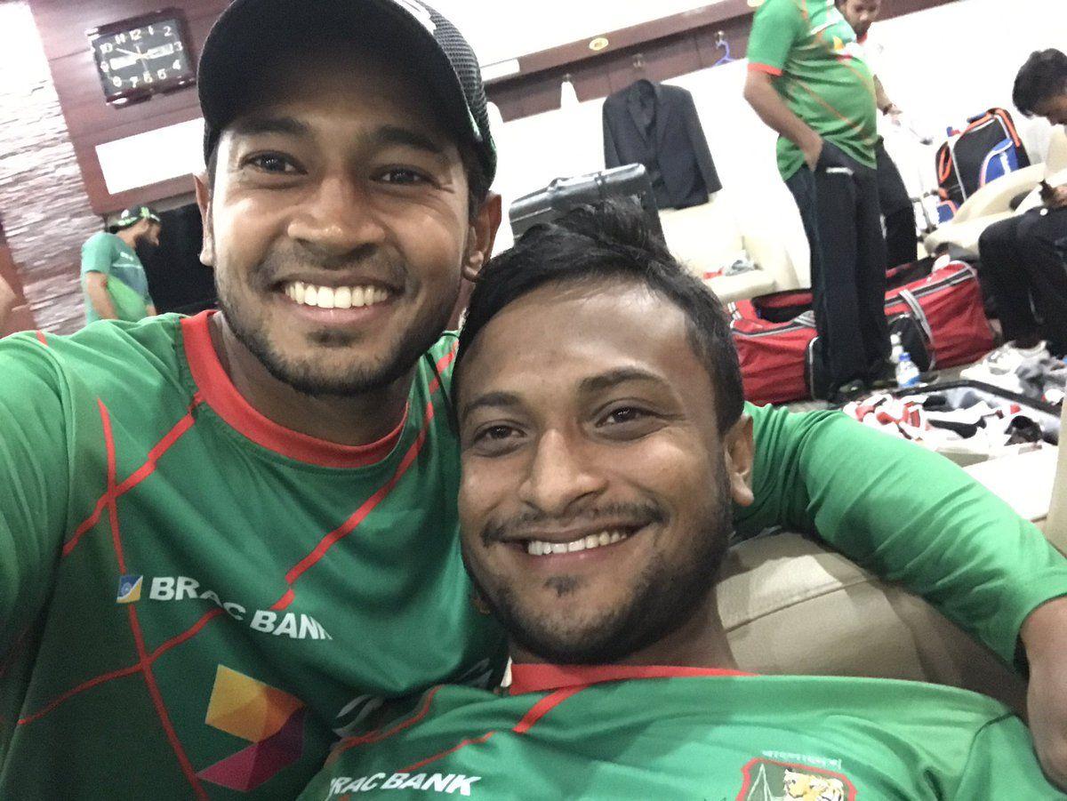 নতুন রেকর্ড বুকে মুশি (With images) Cricket, My love