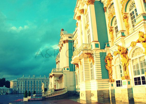 Catherine's Palace by ObrodyImages on Etsy, $25.00
