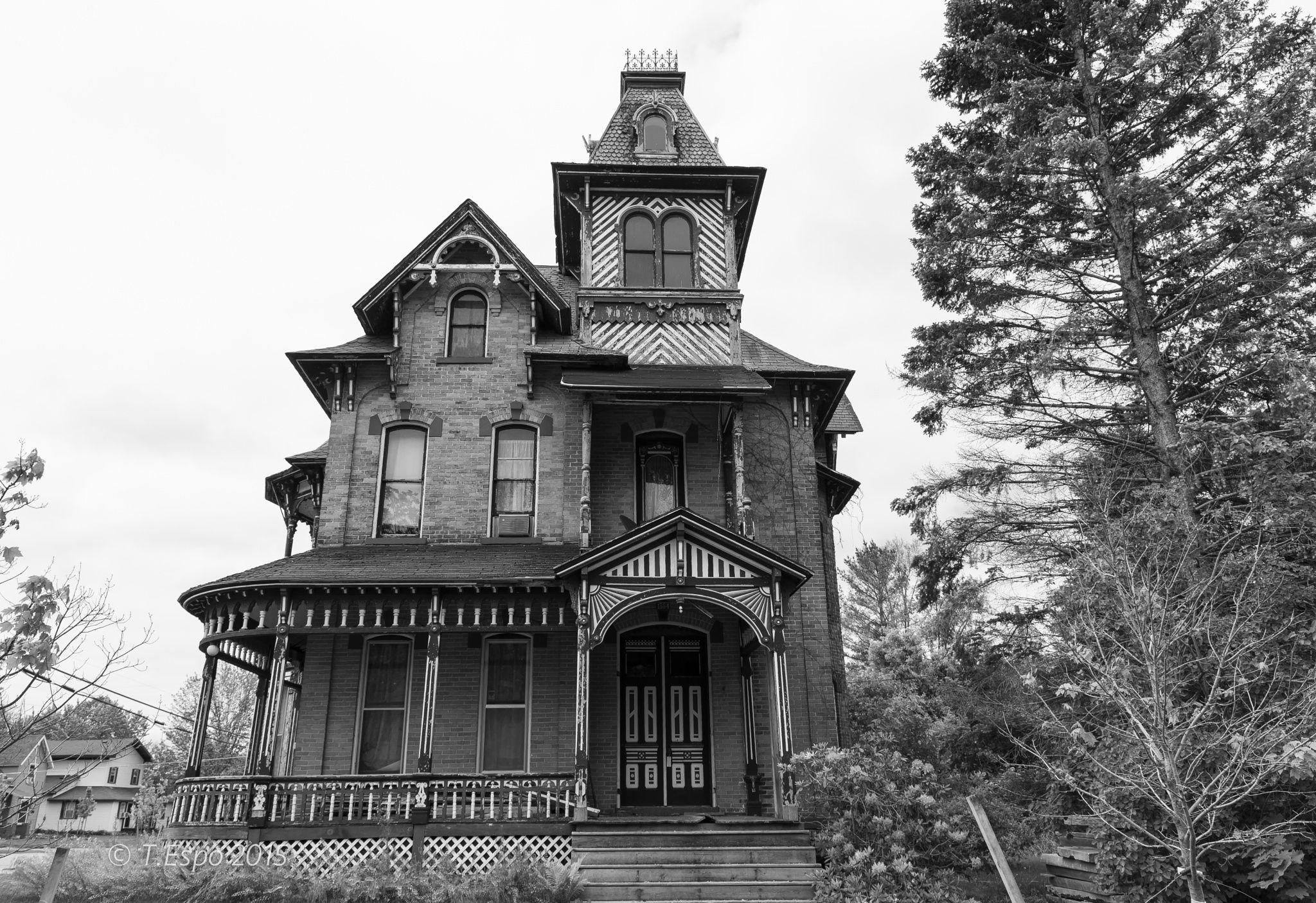 37+ Dark mansion info