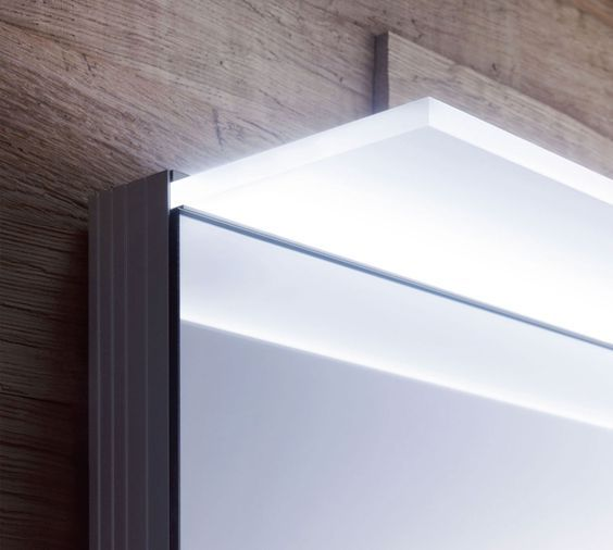 AVELA DER SPIEGEL MIT DEM LICHTSEGEL Volle Kraft voraus heißt es - spiegel badezimmer mit beleuchtung