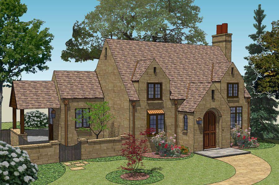 English Cottage House Plans vine cottage (1 bedroom) | floor plans for simmies. | pinterest