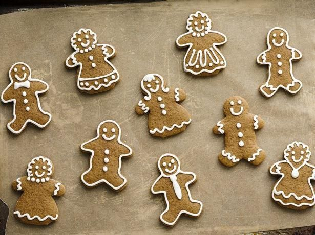 Gingerbread People (Cookie Exchange Quantity).