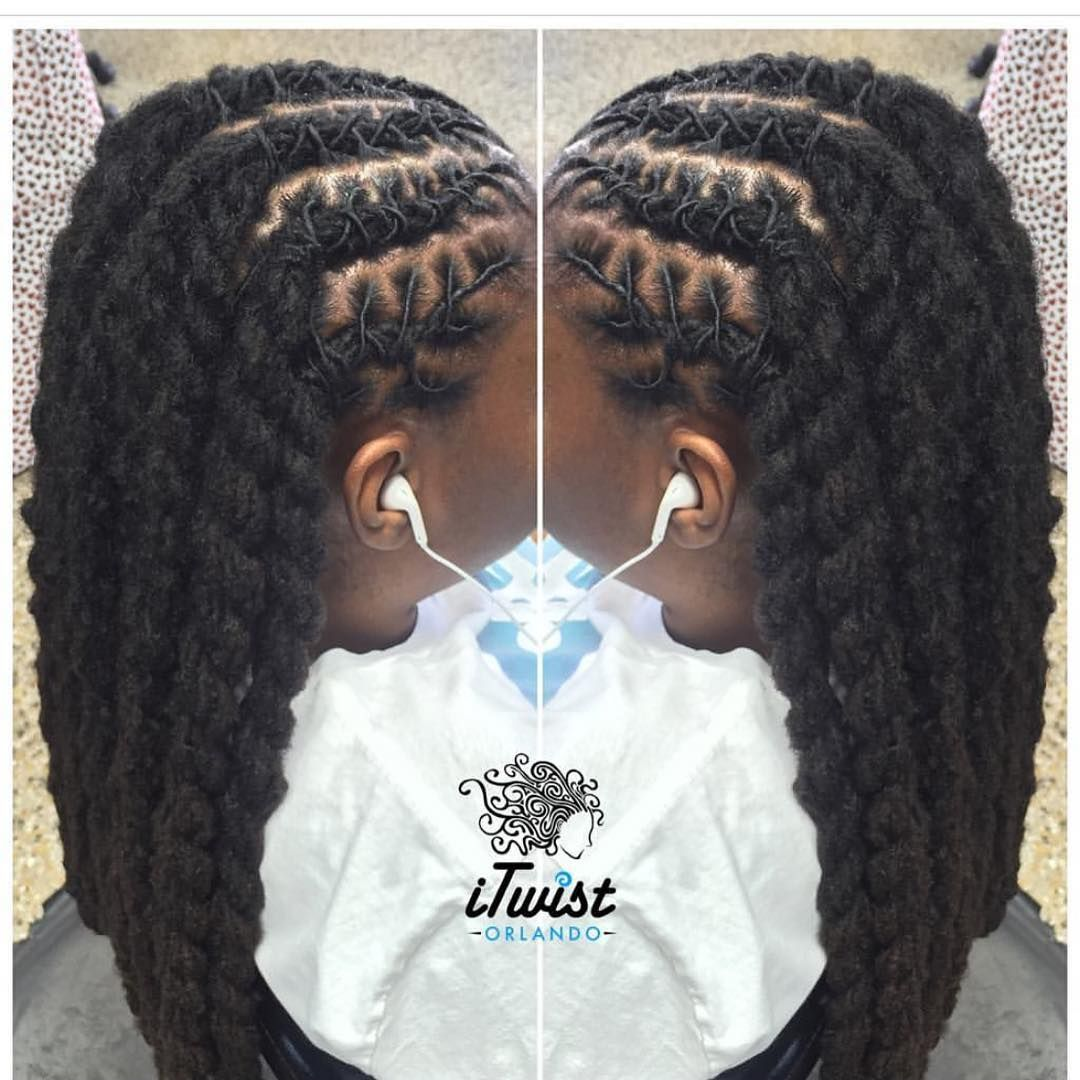 Shaking Love To This Loc Queen Loctician Itwistorlando If