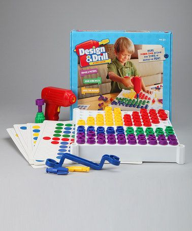 Take a look at this Design & Drill Activity Center by Hot ...