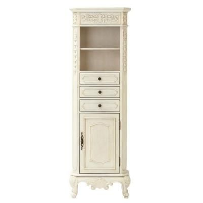 Home Decorators Collection Winslow 22 In. W X 67.5 In. H Linen Cabinet In