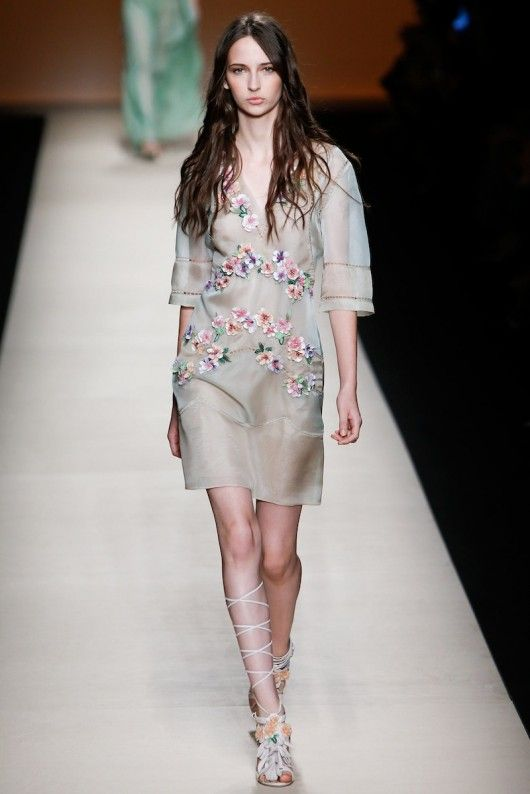 Alberta Ferretti Lente/Zomer 2015 (34)  - Shows - Fashion