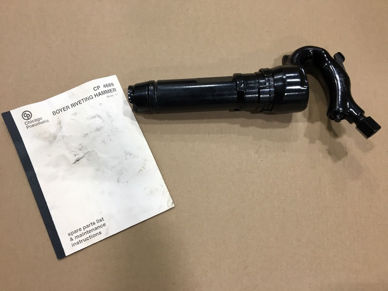 Pin on Pneumatic Rivet Busters & Hot Riveters New