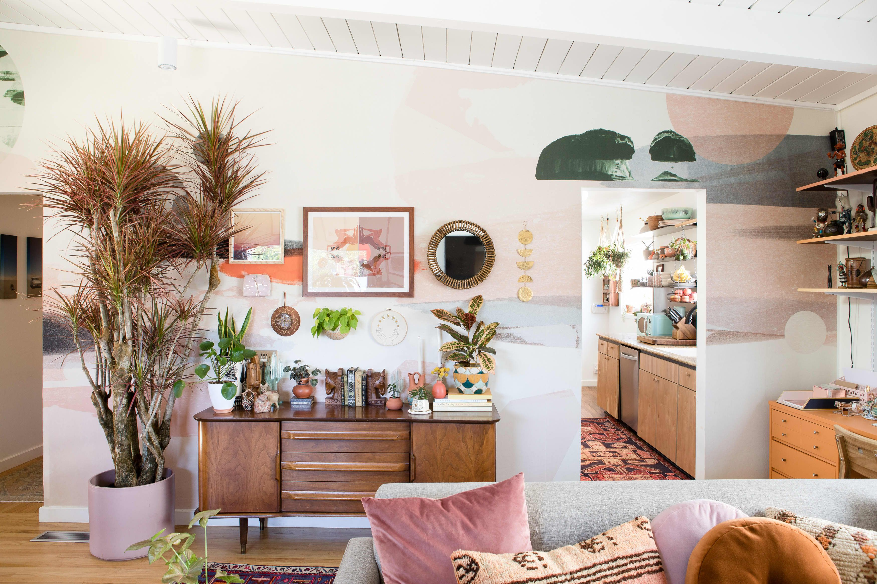 This L.A. Home Is Candy Colored, Desert Meets Jungle Style ...