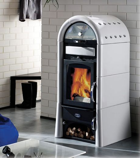Burning Wood Stoves From Sideros Awesome Design