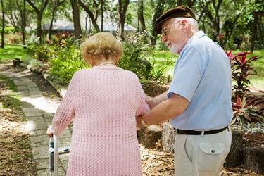 Study: Husbands Adapt to Caregiving Role  - StrokeSmart